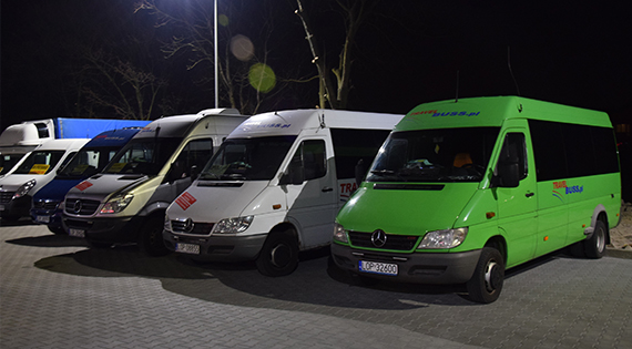 TravelBuss Kozienice BUS